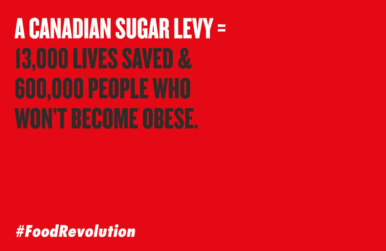 Will a sugary drinks levy benefit Canadians? New research says yes.