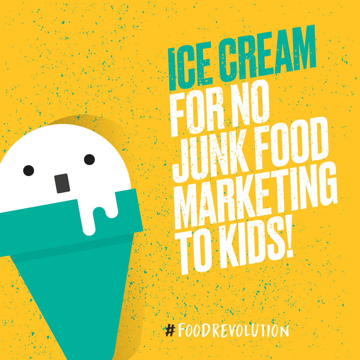 Banning junk food ads to kids is the right thing to do