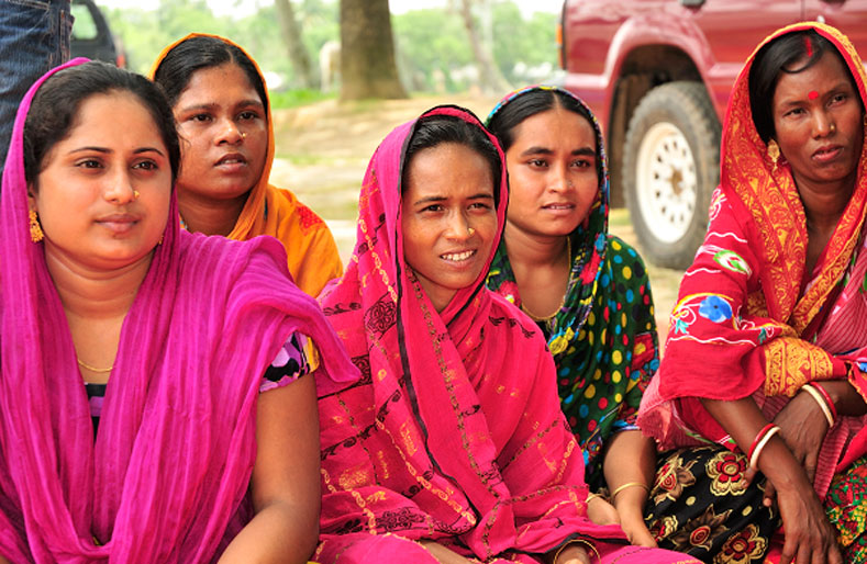 Creating a healthy work force with well-nourished women