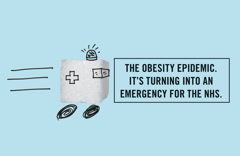 Action against obesity, type 2 diabetes and tooth decay: the individual, industry and the environment