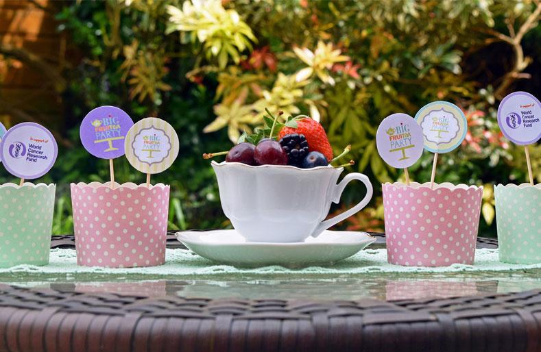 Afternoon tea, the healthy way