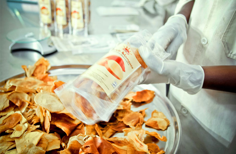 A food waste win, the Kenyan initiative saving mangos
