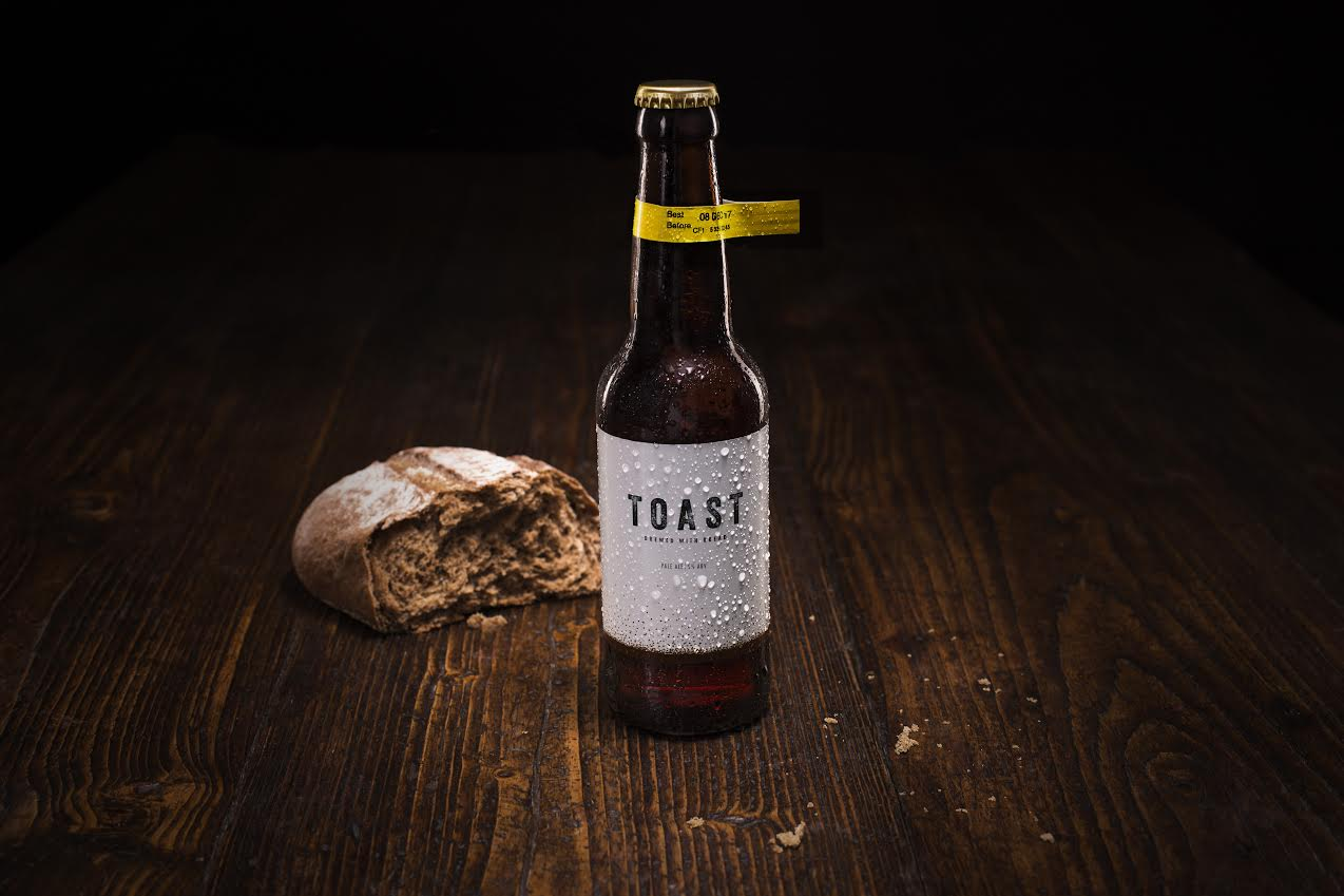 Talking about a rev-Ale-ution: Introducing the touch of genius that turned surplus bread into… BEER!