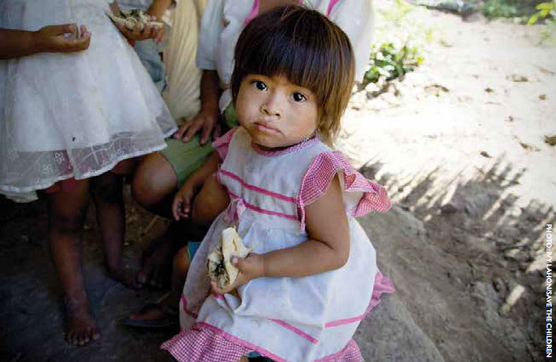 Unequal portions: ending malnutrition for every last child